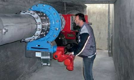 Sludge Wastewater and Fiber