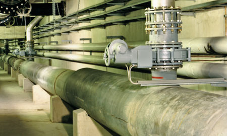 Sewage Station