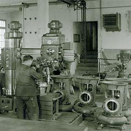 EGGER Pump Mechanic