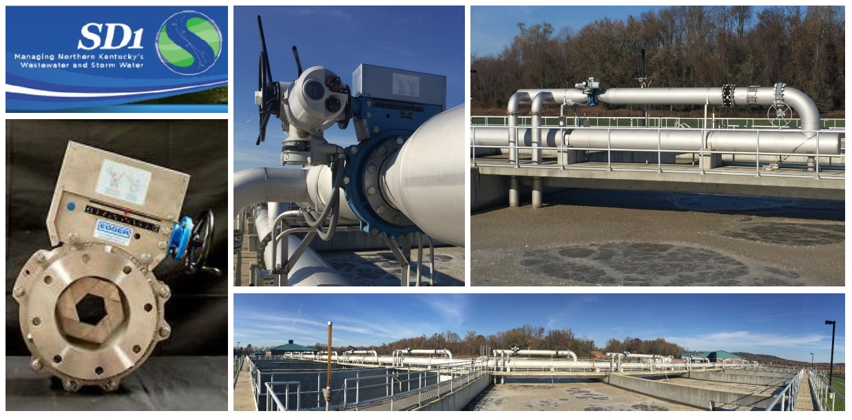 SD1 Wastewater Treatment Plant